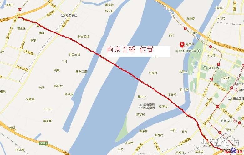 南京长江过江通道建设及其进展