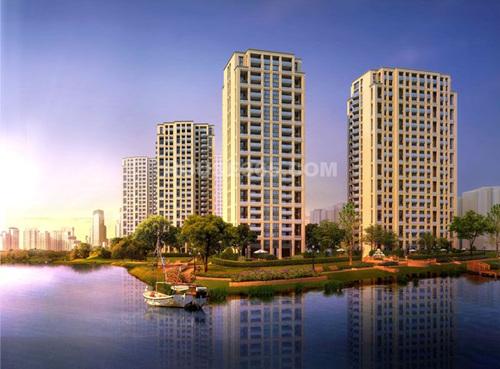 中国铁建国际城业主社区