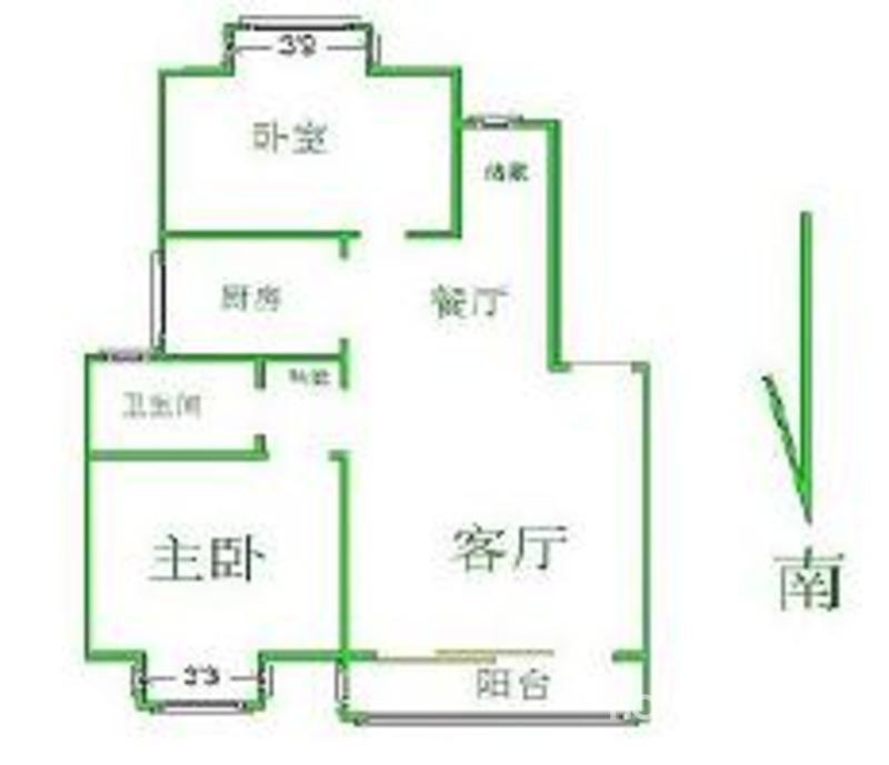 60平米自建房4层楼设计图展示