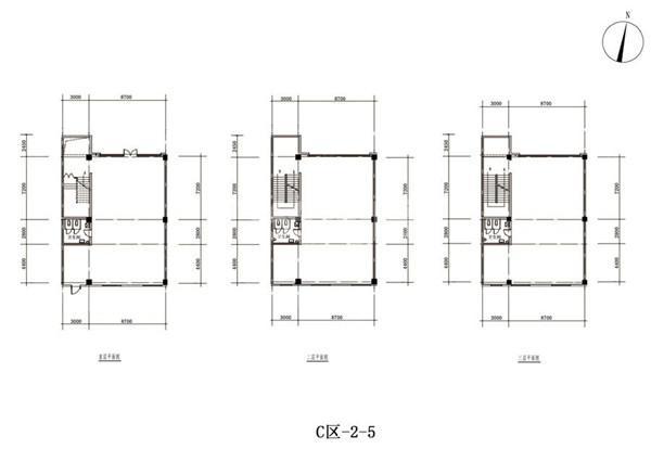 EOD总部港户型图