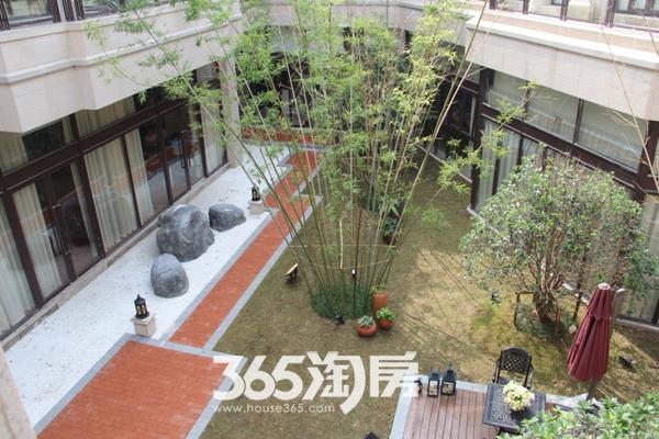保利西山林语小区内部实景图(2015.9)
