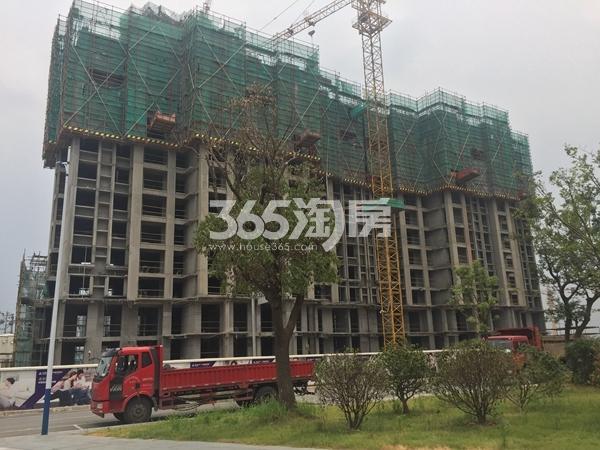 启迪协信无锡科技城实景图(2016.8摄)