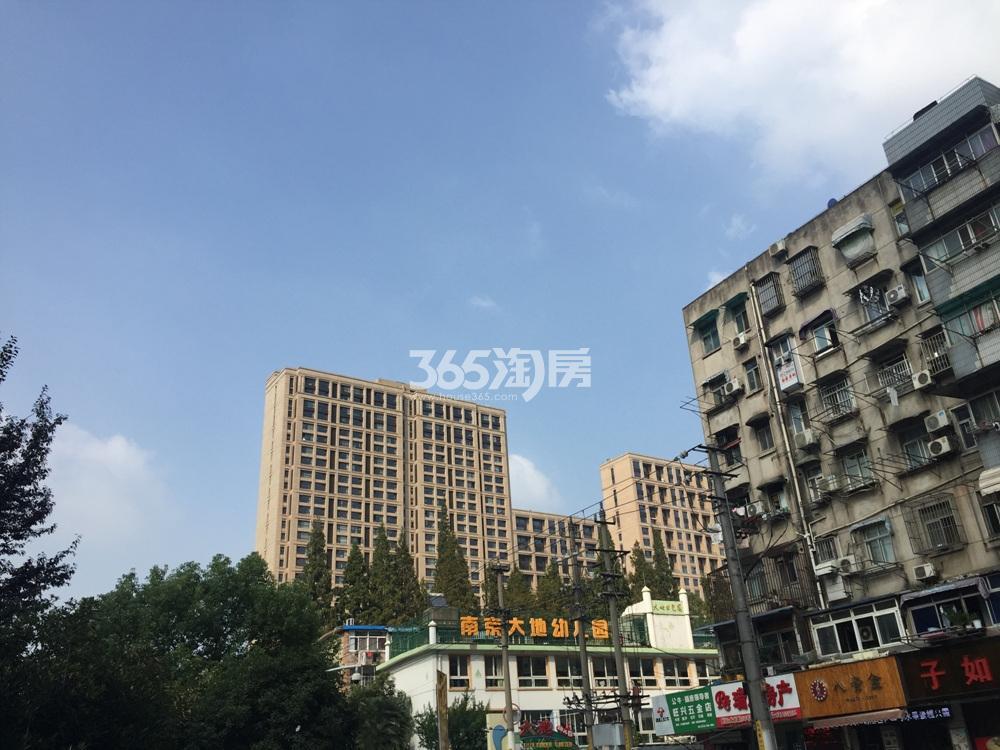 金陵雅颂居周边实景图(9.25)