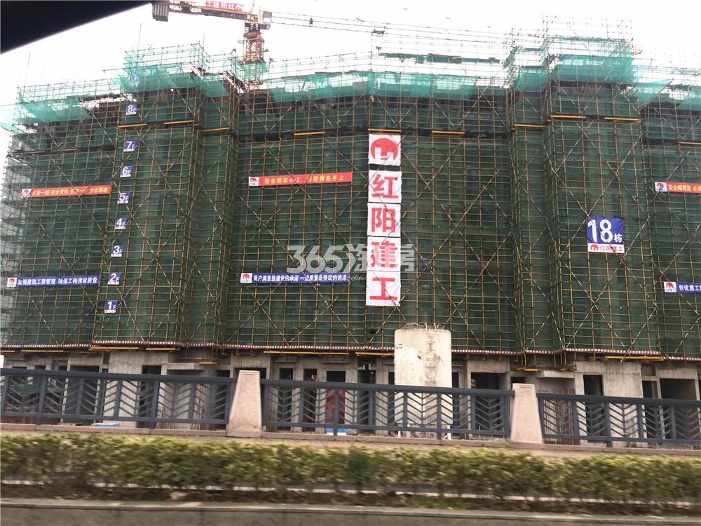 雅居乐滨江国际实景图(1.19)