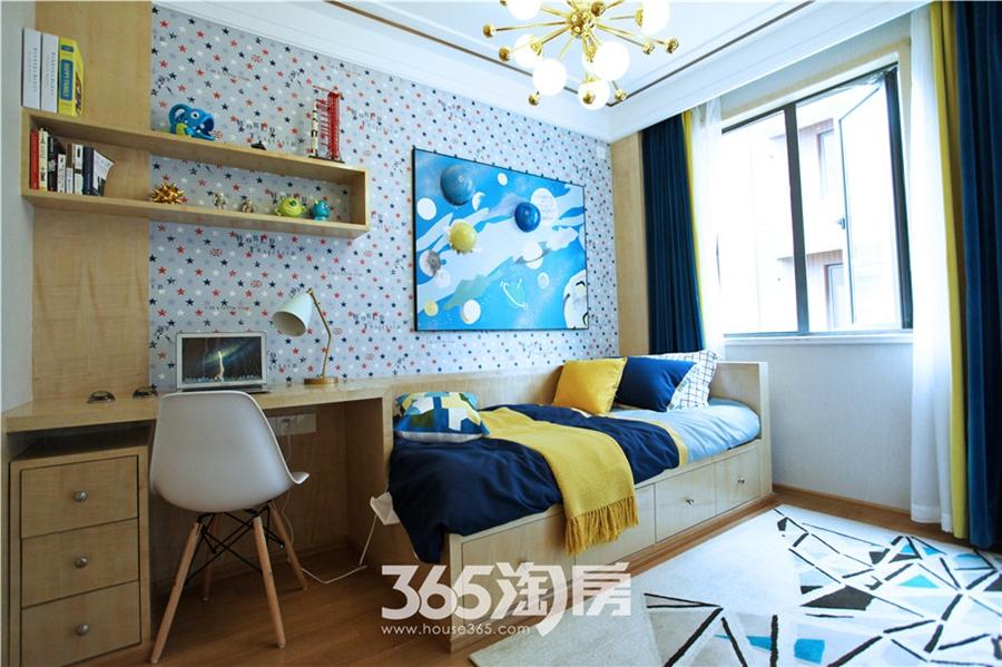 伟星玲珑湾藏岛89㎡样板间—卧室