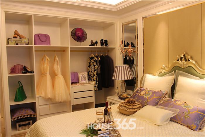 卧室壁橱欧式装修效果图